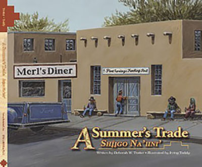 A Summer's Trade cover